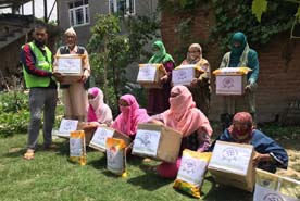 Human Welfare Foundation is a registered social not for profit organization from Jammu and Kashmir region.